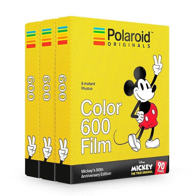 Polaroid 600 – Disney Mickey Mouse box