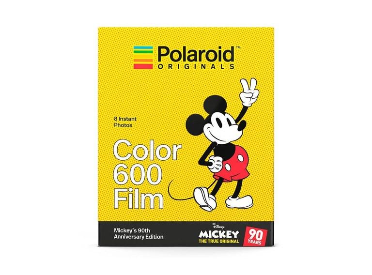 Polaroid 600 – Disney Mickey Mouse film