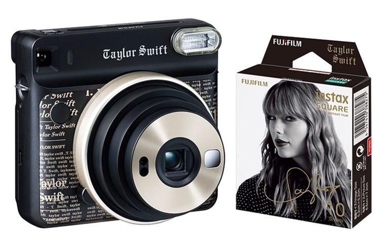 FujiFIlm instax SQUARE SQ6 Taylor Swift Edition with film