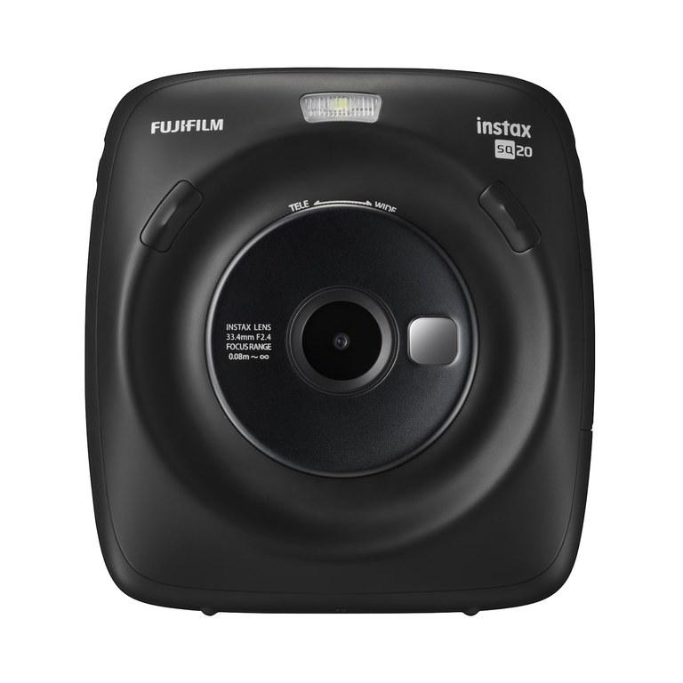 FujiFilm instax SQUARE SQ20 black