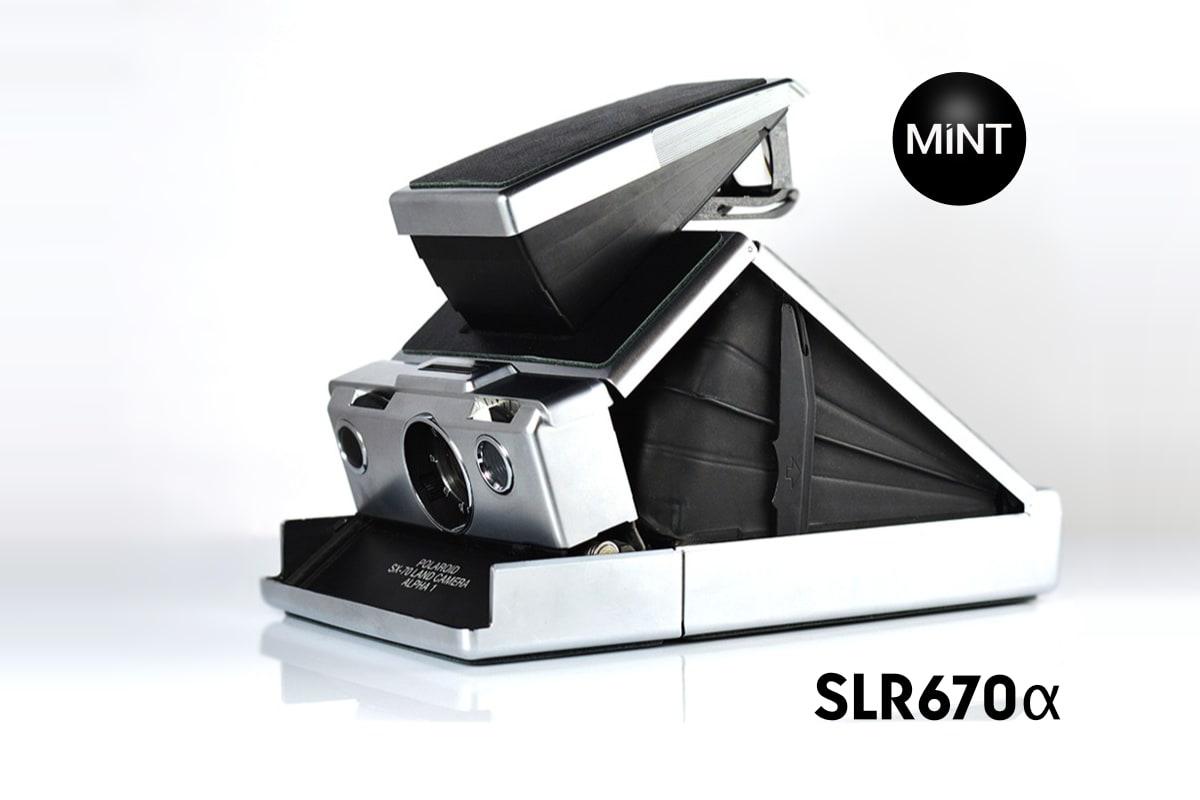 MiNT SLR670α instant film camera
