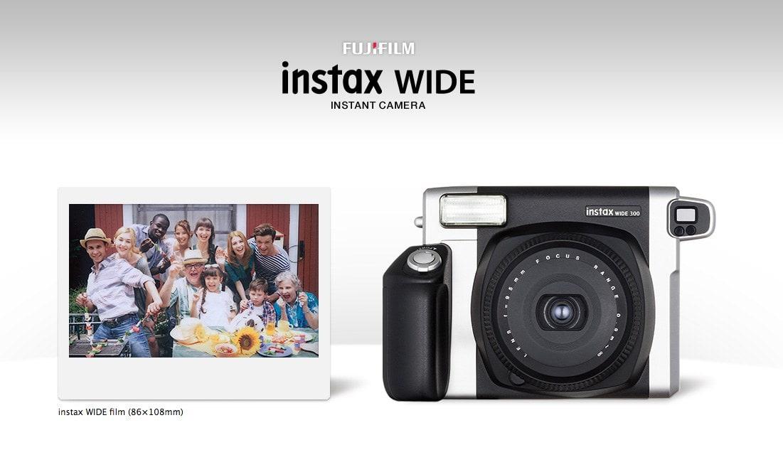 FujiFilm instax WIDE with print
